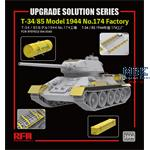 T-34/85 Model 1944  - upgrade solution