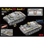 Panzer III Ausf. J - upgrade solution for RFM5070