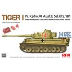 Tiger I initial production early 1943