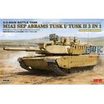M1A2 SEP Abrams TUSKI/ TUSK II 2in1 full Interior