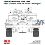 Challenger 2 TR60  workable tracks