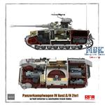 Panzer IV Ausf.G/ H 2in1  with full interior