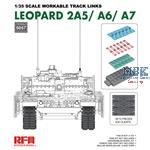 Leopard 2 A5/A6/A7  workable track links