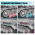Pz.Kpfw.IV J mit Panther F Turret