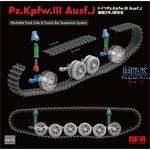 Pz. Kpfw. III Ausf. J w/workable track links