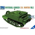Universal Carrier 3 inch mortar Mk. I