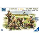 British 3 inch Mortar Team set (North West Europe)