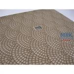 Cobblestone Road - Wave Pattern