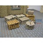 Wicker Basket Set - Weidenkörbe