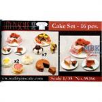 Cake Set - Kuchen Set