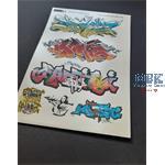 Graffiti Set 2