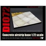 Concrete Airstrip Base