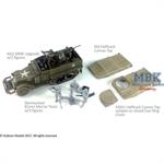 M3/M3A1 Expansion Kit - M21 & Tarpaulin Set