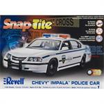 2005 Chevy Impala Police Car Snap (Polizeiwagen)