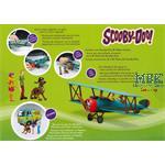 Scooby Doo Bi-Plane + 3 Figuren