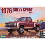 '76 Chevy Sport Stepside Pickup 4X4