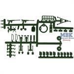 Zubehörsatz für Lkw und Panzer