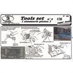 Zimmerit Tool Set #2