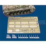 Panzer III/StuG III Mudguards Set