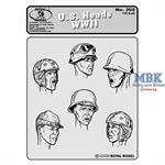 US Heads WW2