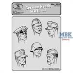 German Heads #2 WW2