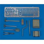 Panther/Jagdpanther Tools & Holders