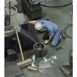 US Sailor washing