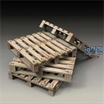 Wooden pallets/ Holzpaletten