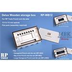 Aufbewahrungsbox /Wooden storage box II