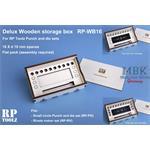 Aufbewahrungsbox /Wooden storage box III