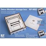 Aufbewahrungsbox /Wooden storage box I