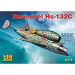 Henschel Hs-132 C
