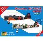 Manshu Ki-79 A/B