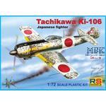 Tachikawa Ki-106 Home Defense