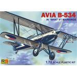 Avia B-534 What if marking
