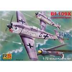 Messerschmitt Bf 109 X