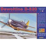 Dewoitine D-520 Luftwaffe