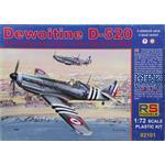 Dewoitine D-520 Free France