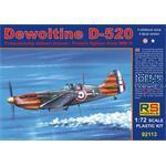 Dewoitine D-520 Vichy