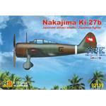 Nakajima Ki-27b Thai