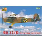 Bücker Bü 131 D in foreign services
