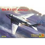 Messerschmitt Me P.1107 Aufklärer
