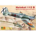 Heinkel 112 B Spanish AF