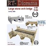 Large Stone arch bridge - extension