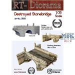 Destroyed stonebridge