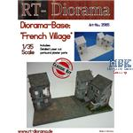 "Diorama-Base: ""French Village"""