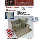 "Diorama-Base: ""El Alamein"""