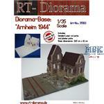 """Diorama-Base: """"Arnheim 1944"""""""