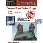 "Diorama-Base: ""Broken Bridge"""