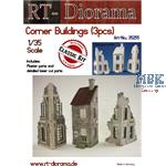 Corner Buildings (3pcs.)